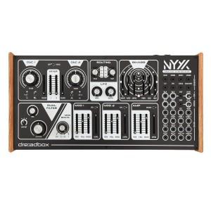 Sintetizador Analógico Semi-Modular Dreadbox NYX V2 top