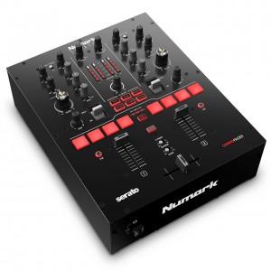Mezclador DJ 2 Canales Numark Scratch angle