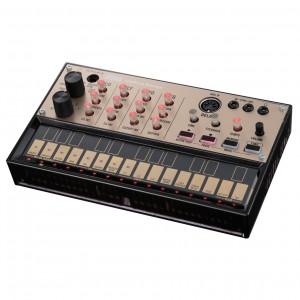 Sintetizador con Teclado Korg Volca Keys angle