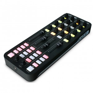Controlador de Software DJ Allen Heath Xone:K2 angle