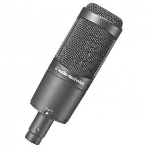 Micrófono de Condensador Estudio Audio-Technica AT2050 angle