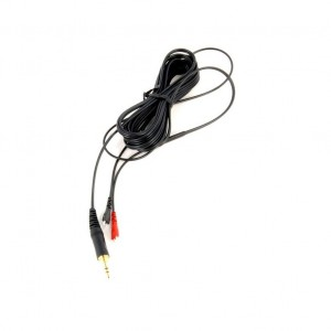 Recambio Auriculares DJ Sennheiser Recambio Cable Recto (Para HD 25)