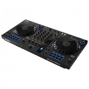 Controlador DJ 4 Canales Pioneer DJ DDJ-FLX6 angle