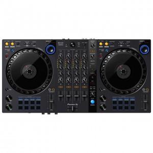 Controlador DJ 4 Canales Pioneer DJ DDJ-FLX6 top