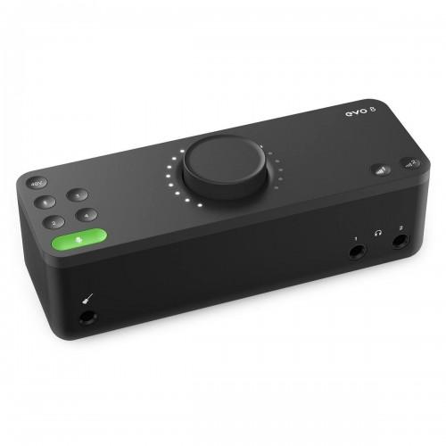 Interface Audio por USB Audient EVO 8 angle