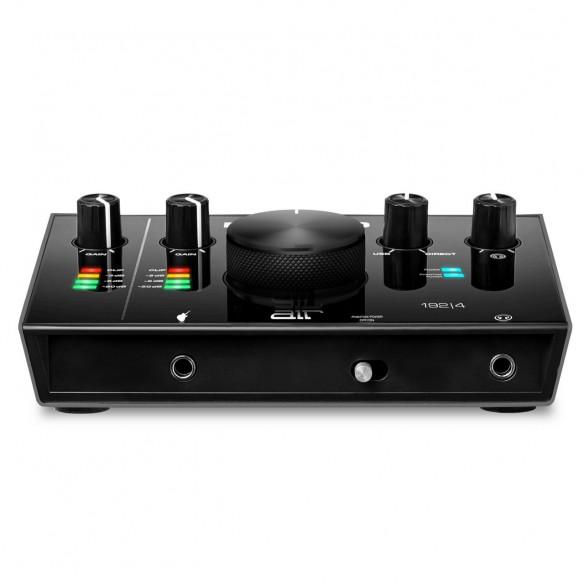 Pack Estudio M-Audio AIR 192|4 Vocal Studio Pro air1924-interface-front