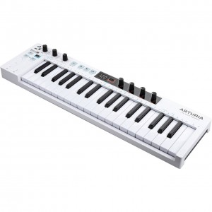 Teclado Controlador MIDI USB 37 Teclas Arturia KeyStep 37 angle