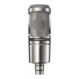 Micrófono de Condensador Estudio Audio-Technica AT2020V top