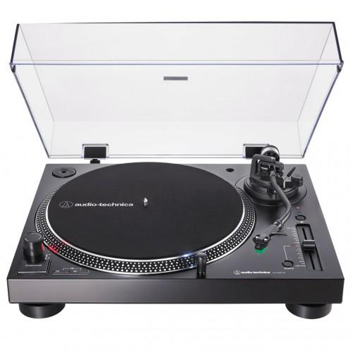 Plato Giradiscos Tracción Directa Audio-Technica AT-LP120XBT-USB front
