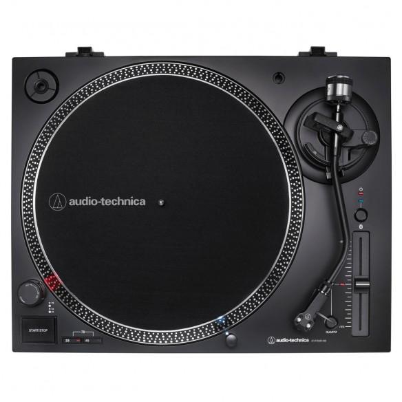 Plato Giradiscos Tracción Directa Audio-Technica AT-LP120XBT-USB top