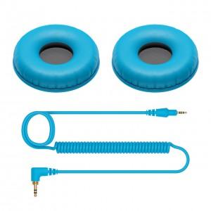 Recambio Auriculares DJ Kit Personalización Pioneer DJ HC-CP08-L