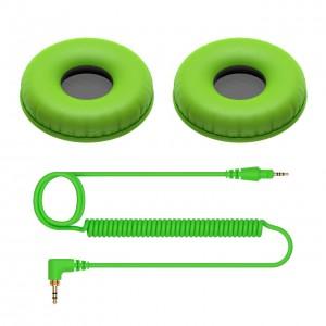 Recambio Auriculares DJ Kit Personalización Pioneer DJ HC-CP08-G