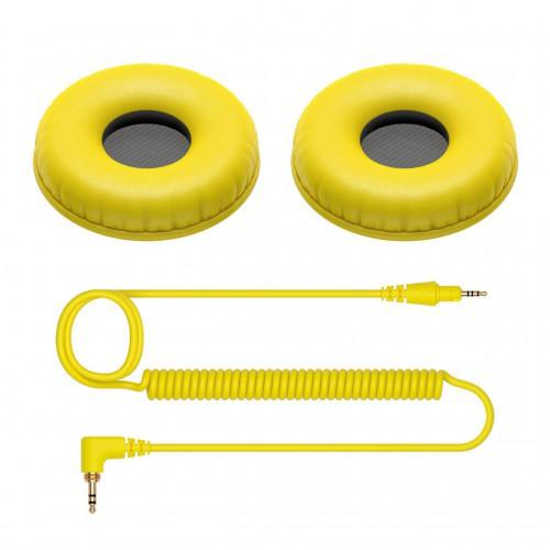 Recambio Auriculares DJ Kit Personalización Pioneer DJ HC-CP08-Y