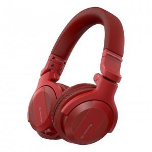 Auriculares DJ Pioneer DJ HDJ-CUE1BT-R top