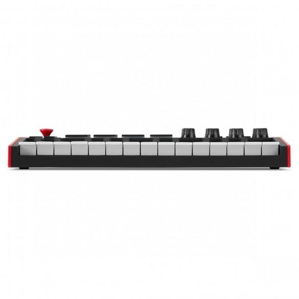 Teclado Controlador MIDI USB 25 Teclas Akai MPK Mini MK3 front
