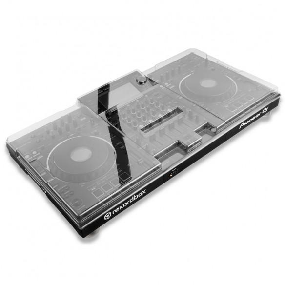 Complemento DJ Tapa Protectora Decksaver Pioneer XDJ-XZ Cover angle