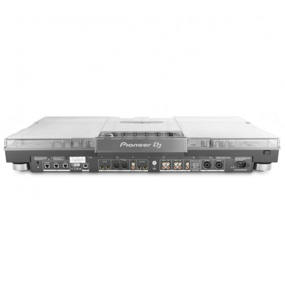 Complemento DJ Tapa Protectora Decksaver Pioneer XDJ-XZ Cover rear