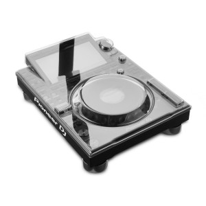 Complemento DJ Tapa Protectora Decksaver Pioneer DJ CDJ-3000 Cover angle