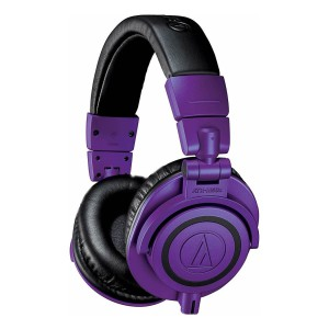 Auriculares Estudio Cerrados Audio-Technica ATH-M50XPB angle
