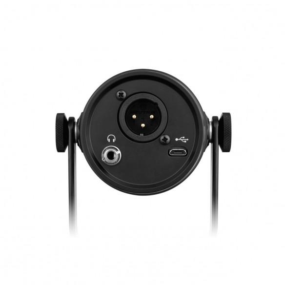Micrófono Dinámico Shure MV7-K rear