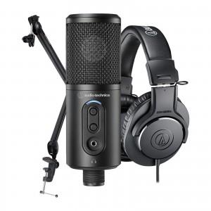 Pack Estudio Audio-Technica Creator Pack top