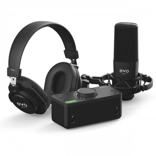 Pack Estudio/Grabación Audient EVO Start Recording Bundle top
