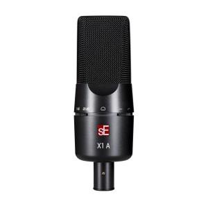 Micrófono de Condensador Estudio SE Electronics X1 A top