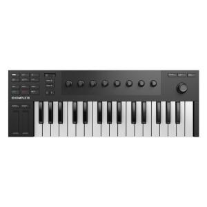 Teclado Controlador MIDI USB 32 Teclas Native Instruments Komplete Kontrol M32 front