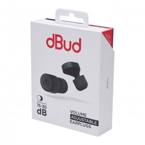 Complemento DJ Protectores Auditivos EarLabs dBud box