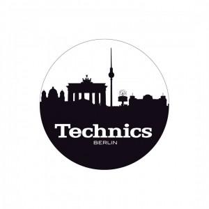 Magma LP Slipmats Technics BERLIN
