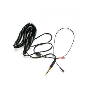 Recambio Auriculares DJ Sennheiser Recambio Cable Rizado (Para HD 25