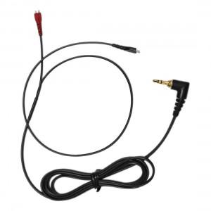 Recambio Auriculares DJ Sennheiser Recambio Cable Recto-Angulo (Para HD 25)