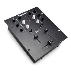 Mezclador DJ 2 Canales Numark M101 USB Black angle
