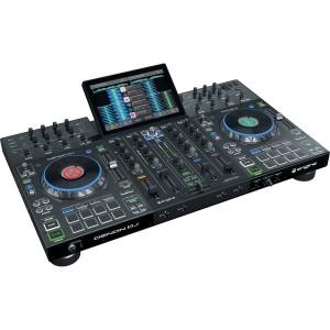 Controlador DJ 4 Canales/Sistema DJ Completo Denon DJ Prime 4 angle