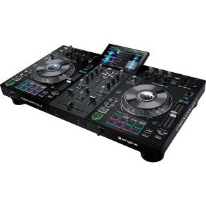 Controlador DJ 2 Canales/Sistema DJ Completo Denon DJ Prime 2 angle