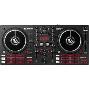 Controlador DJ 2 Canales Numark Mixtrack Pro FX top