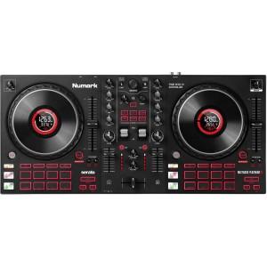 Controlador DJ 2 Canales Numark Mixtrack Platinum FX top