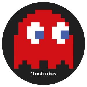 Complemento DJ Patinadores Magma LP Slipmats Technics Blinky