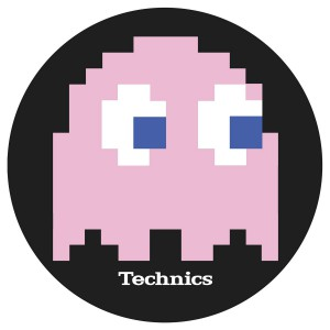 Complemento DJ Patinadores Magma LP Slipmats Technics Pinky