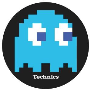 Complemento DJ Patinadores Magma LP Slipmats Technics Inky