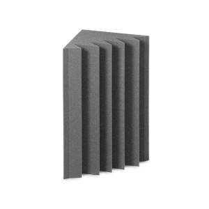 Pack Trampas de Graves EZ Acoustics EZ Foam Bass Trap Gray