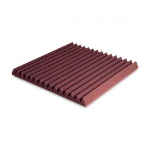 Pack Paneles Absorción EZ Acoustics EZ Foam Wedges 5 Charcoal Garnet