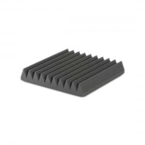 Pack Paneles Absorción EZ Acoustics EZ Foam Wedges 10 Charcoal Gray