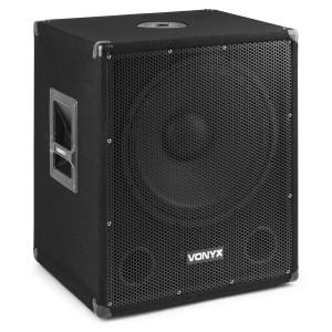 Subgrave Activo Vonyx SMWBA15MP3 (Bluetooth) angle