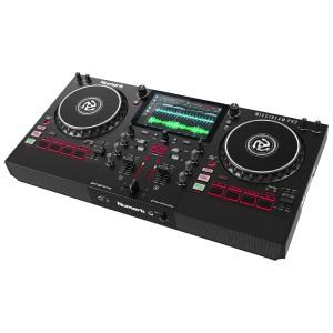 Sistema DJ Autónomo Numark Mixstream Pro angle