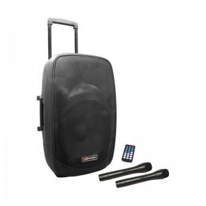 Sistema PA Portátil Mark MAM 152 BT Trolley (Bluetooth) set-detail