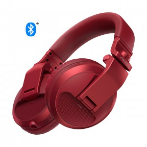 Auriculares DJ Pioneer DJ HDJ-X5BT-R top