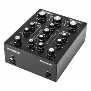 Mezclador DJ 2 Canales Omnitronic TRM-202MK3 angle