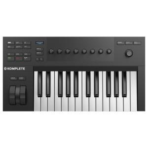Teclado Controlador MIDI USB 25 Teclas Native Instruments Komplete Kontrol A25 front