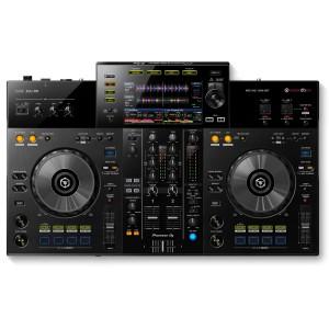 Controlador DJ 2 Canales/Sistema DJ Completo Pioneer DJ XDJ-RR front